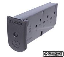 Магазин Ruger LC380 на 7 патронов .380 cal
