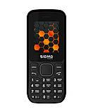 "Мобільний телефон Sigma mobile X-style 17 UPDATE black-green (1,8""/1000mAh), фото 2"