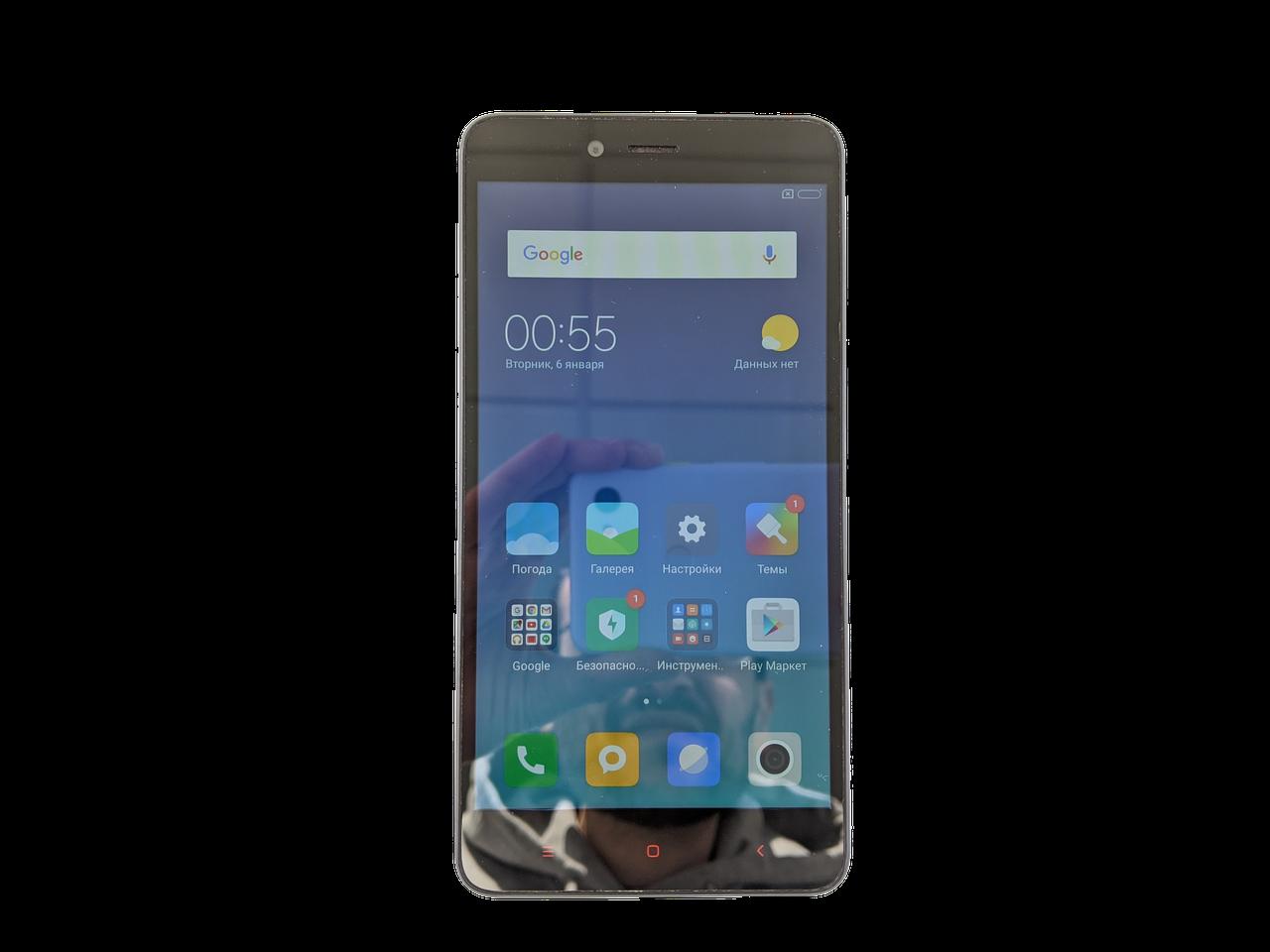 Xiaomi Redmi Note 2 16Gb Grey Grade C Б/У
