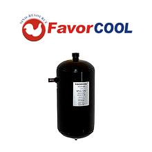 Ресивери холодоагенту Favor Cool