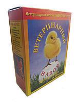 Ветеринарная аптечка для птиц №1