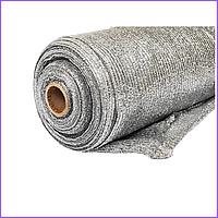 Сетка 45% фольгированная 2х50 м. Aluminet затеняющая