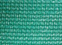 Защитная затеняющая фасадная сетка для строительных лесов 120 г/кв.м., 4,0х50 м зеленая