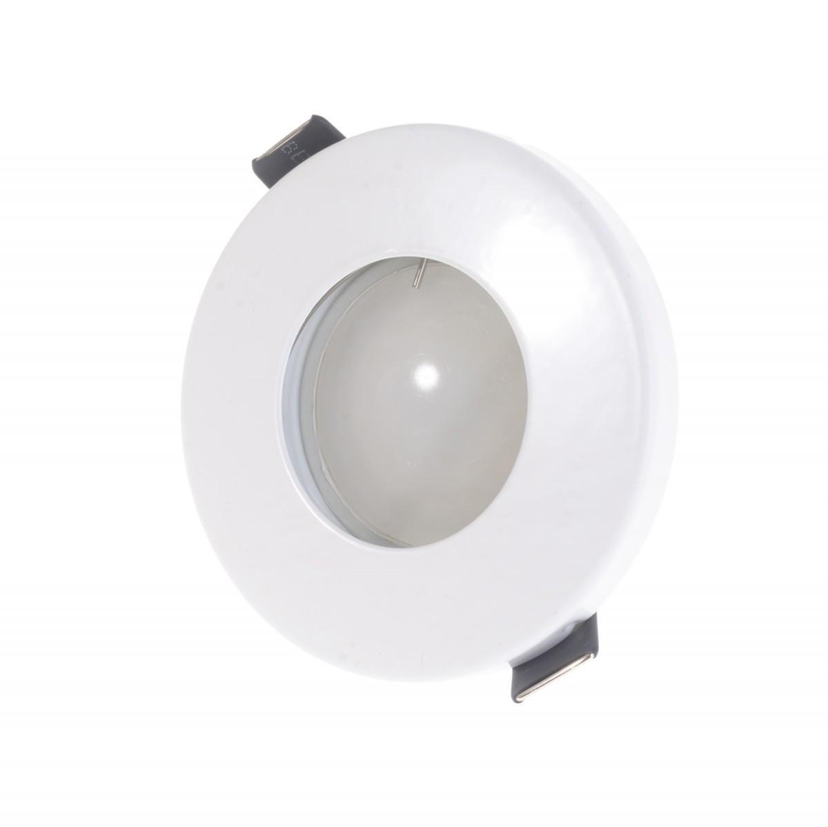 HDL-DS 81 IP44 WH светильник точечный