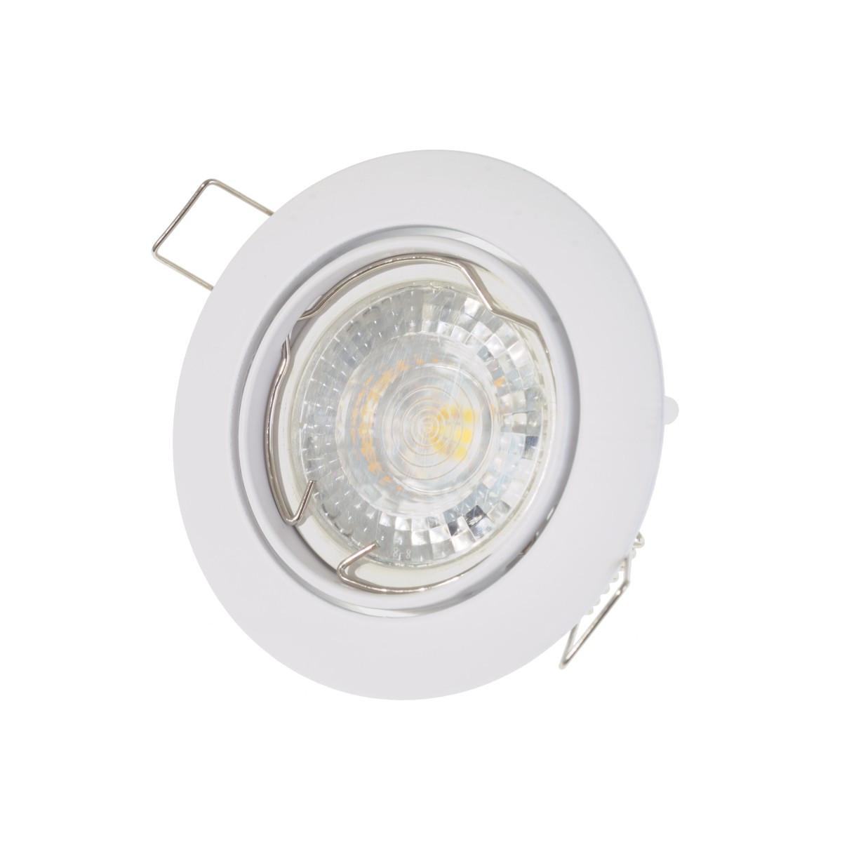 HDL-DT 01 WH светильник точечный
