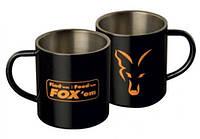 Термо кружка Fox Stainless Black XL 400ml Mug FFF