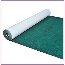 Мембрана гидроизоляционная125г/м² зеленая (1,5*50)