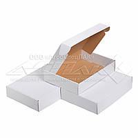 Упаковочные коробки 345х250х70белые