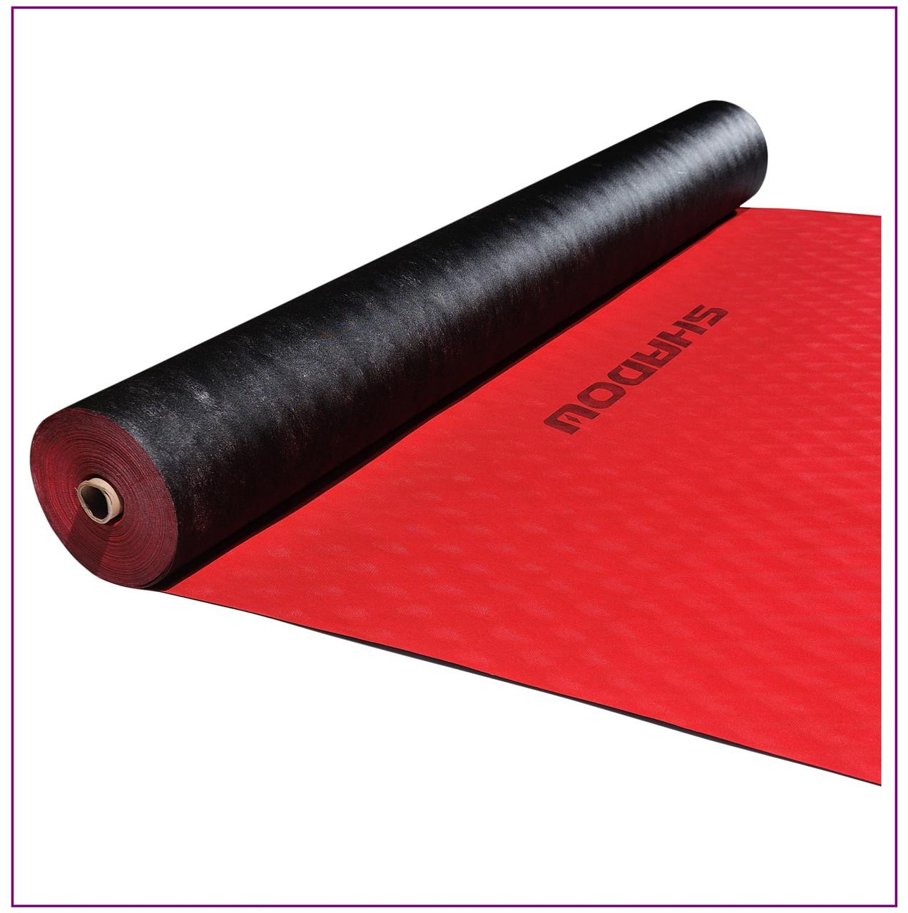 Гідроізоляційна Мембрана 145г/м2 червона (1,5*50)