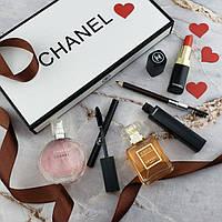 Набор косметики Chanel 5 в 1