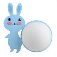 """KL-422W/1 E27 BL светильник для детской """"Кролик"""""""