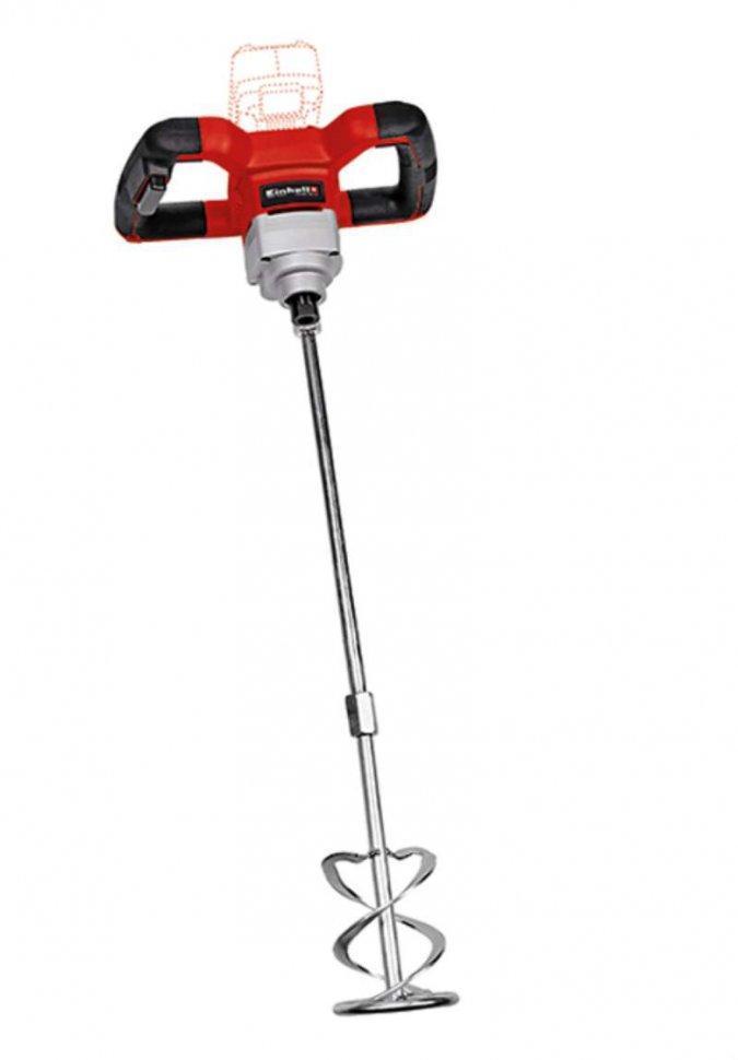Миксер-мешалка аккумуляторный (Без АКБ и ЗУ) Einhell TE-MX 18 Li - Solo New