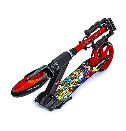 Самокат детский двухколесный Scooter Scale Sport, фото 2