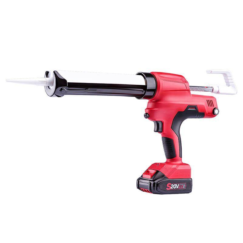 Пистолет для герметика аккумуляторный Worcraft CCG-S20Li с АКБ (4А) и ЗУ