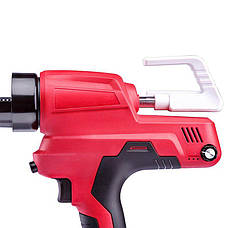 Пистолет для герметика аккумуляторный Worcraft CCG-S20Li с АКБ (4А) и ЗУ, фото 3