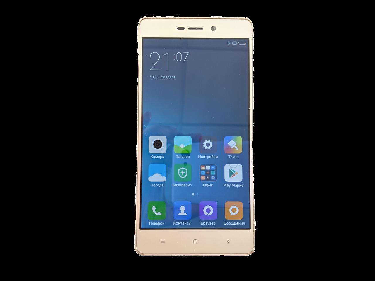 Xiaomi Redmi 3 2/16GB Gold C Grade Б/У