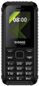 "Телефон Sigma mobile X-style 18 Track black (1,8""/1000mAh) (официальная гарантия)"