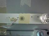 Светодиодные LED-линейки LED39D07(A_B)-ZC23AG-02 (матрица JE400D3HE1N)., фото 9