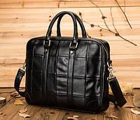 Сумка-портфель Чорна (СА4-1065), фото 1