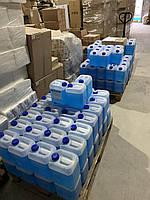 Дезинфицирующее средство Clean Stream 1л для рук санитайзер антисептик дезинфектор СПИРТ 70% для поверхностей, фото 6