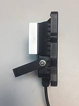 Светодиодный прожектор 10W 12-24В синий IP65 Код.59306, фото 3