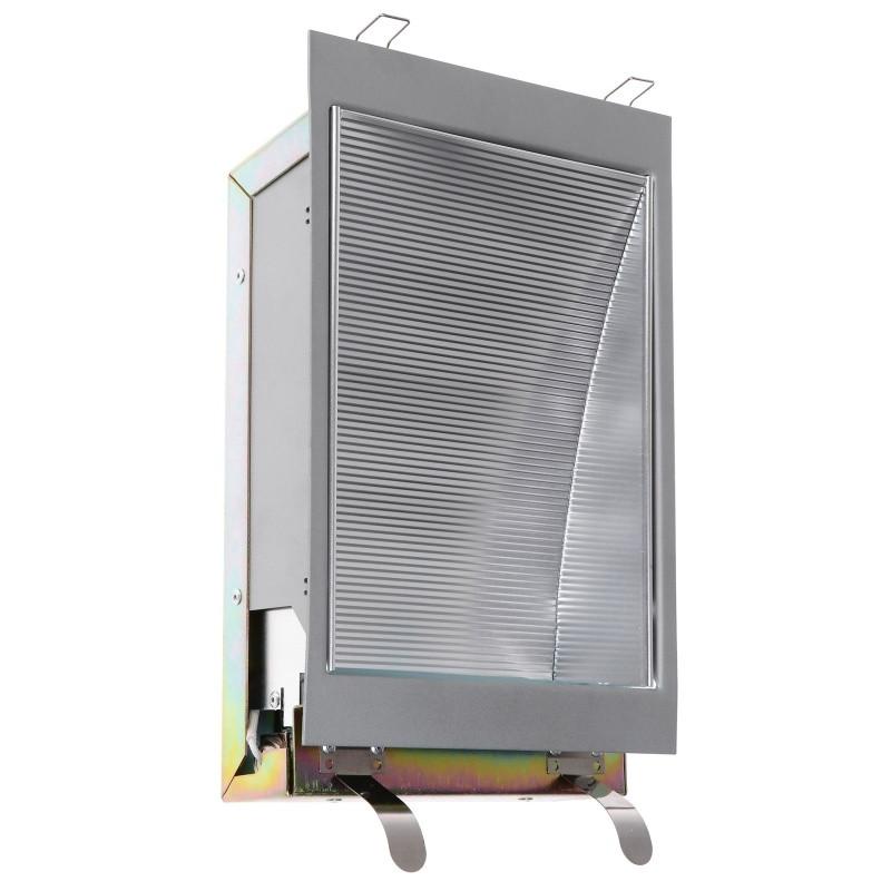 HDL-12 WL sand silver светильник встраиваемый