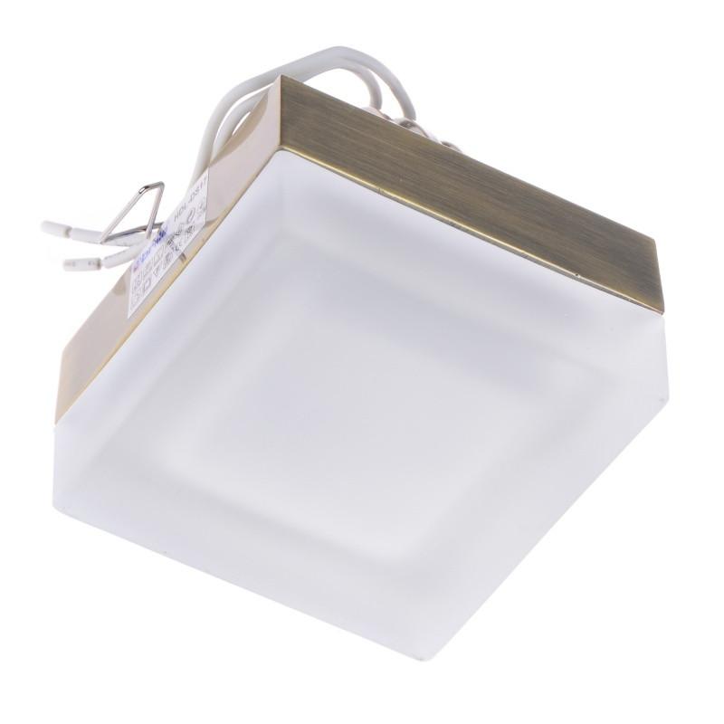 HDL-DS 17 TECNO-170 AB светильник точечный
