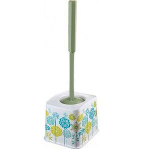 Туалетный комплект Цветы ELIF