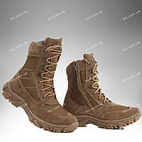 ⭐⭐Берцы демисезонные / военная, тактическая обувь АЛЬФА (койот) | берцы, берці, берци, военная обувь, военные ботинки, тактическая обувь, військове