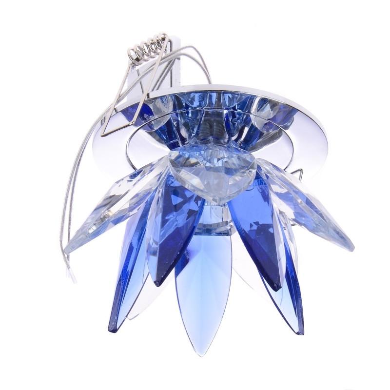 HDL-G118 BLUE светильник точечный декоративный
