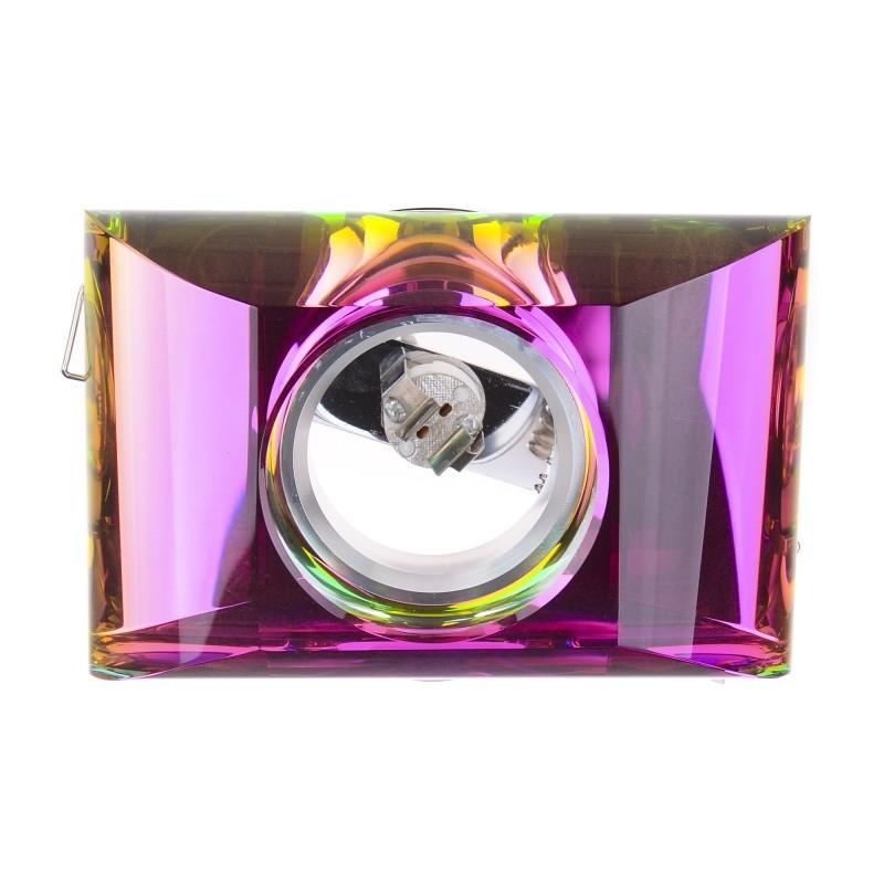 HDL-G142 Colorful Crystal светильник точечный декоративный