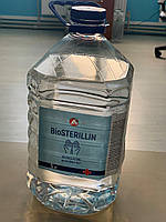 Дезинфицирующие средство для рук и поверхностей BIOSTERILLIN (5л ЖИДКИЙ) антисептик санитайзер Спирт 75%, фото 2