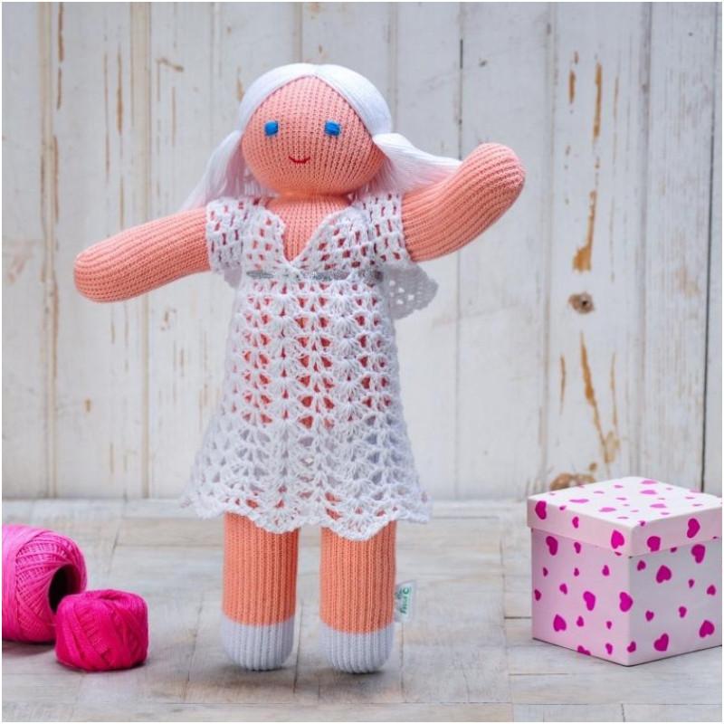 Лялька ФРЕЯ «Янголятко»