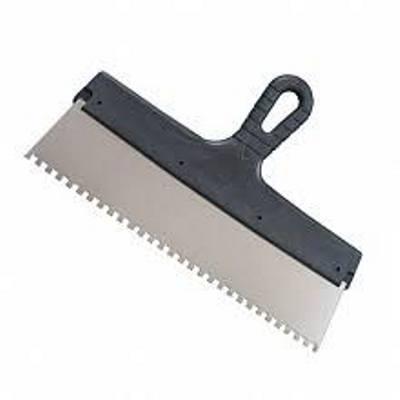 Шпатель 250 мм зубчатый 8x8 мм