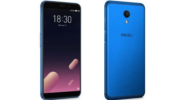 Смартфон Meizu M6s