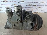 Компрессор кондиционера Jeep Grand Cherokee 2,7 Cdi  447180-2941 7SBU16C, фото 5