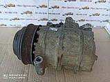 Компрессор кондиционера Jeep Grand Cherokee 2,7 Cdi  447180-2941 7SBU16C, фото 3