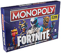 Настольная игра Hasbro Monopoly: Fortnite New (E6603)