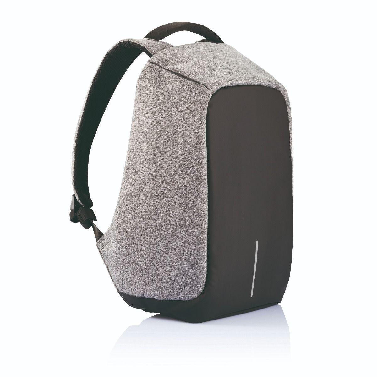 Рюкзак городской с защитой от краж XD Design Bobby XL Anti-Theft 17''. Grey