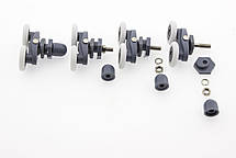 Ролики для душевых кабин, комплект ( В-27 В ), фото 2