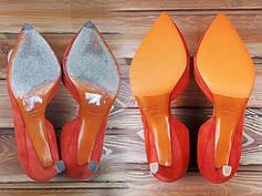 Профессиональная реставрация и ремонт обуви
