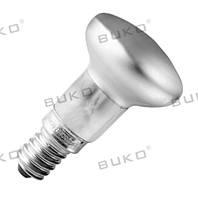 Лампа рефлекторная BUKO R50 40W,  Е14 матовая