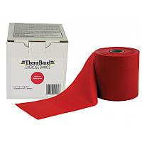 Эспандер лента 45,5 м Thera-Band красный T 10