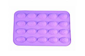 Форма для льда и шоколада Перепелиные яйца Fissman 6554