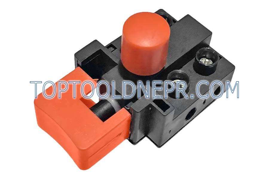 Кнопка для дисковой пилы Арсенал ПД-2000, Rebir IE-5107