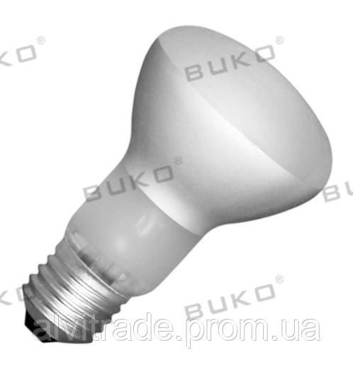 Лампа рефлекторная WATC R63 40W,  Е27 матовая