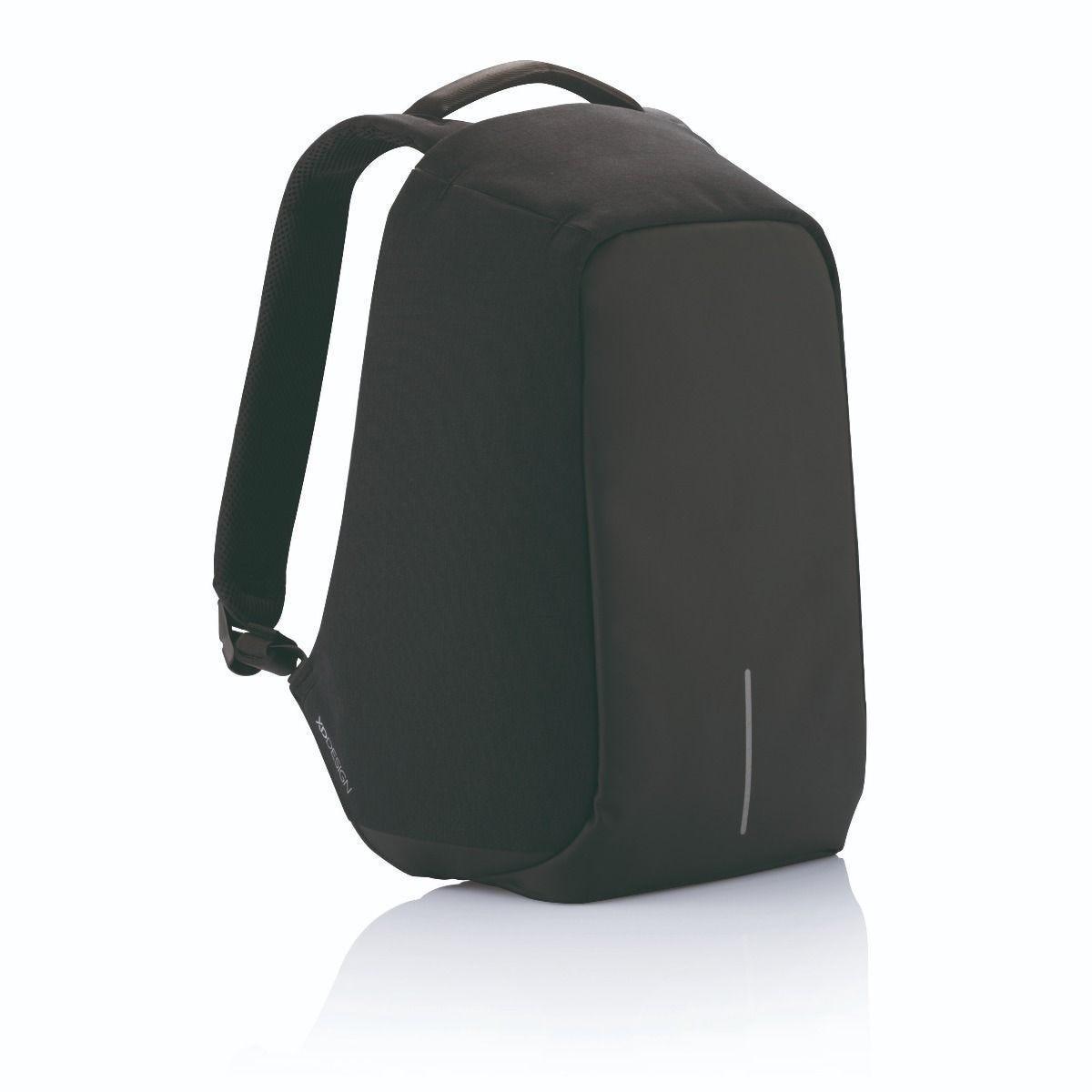Рюкзак городской с защитой от краж XD Design Bobby XL Anti-Theft 17''. Black