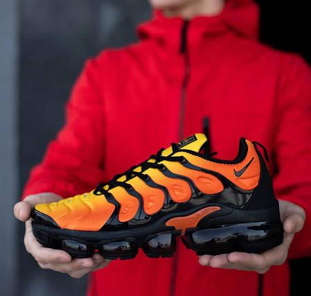 """Кроссовки Nike Air Vapormax Plus Sunset """"Оранжевые"""", фото 2"""
