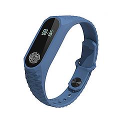 Фитнес-браслет UWatch М2 Blue n-16, КОД: 1623969