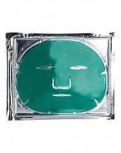 """Коллагеновая балансирующая маска с зеленым чаем для жирной и смешанной кожи """"Контроль"""", Beauty Style"""